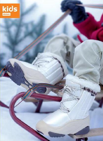 b7f7c3ec4 Детская обувь.Интернет-магазин.Демар(Demar)Зимние сапоги.Ботинки ...